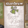 Thumbnail image for Suds With Securb: Slumbrew Snow Angel – IIPA Done Right!