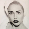 Thumbnail image for Miley Cyrus Goes Topless…Again (PICS)