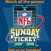 Thumbnail image for Review: DirecTV opens The NFL Sunday Ticket Streaming Service for all to Watch