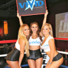 Thumbnail image for Vivid Cabaret NYC Dancers Are Round Card Girls at Latest Broadway Boxing Event