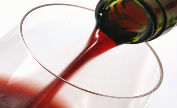 Stock wine graphic