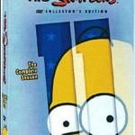 The Simpsons Season 11 Standard Box Art Revealed