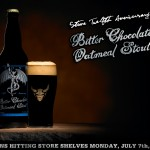 Stone 12th Anniversary Bitter Chocolate Oatmeal Stout
