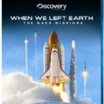 Giveaway: When We Left Earth – The NASA Missions (4-discs) Blu-ray