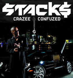 Crazee and confuzed CD cover