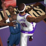 NBA 09 The Inside Scores With High-Flying Hoops Action