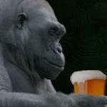 tmr beer ape logo