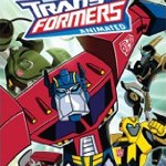Giveaway – Transformers Animated: Season 2 DVD