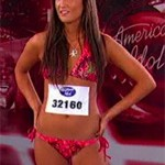 "Katrina Darrell, American Idol's ""Bikini Girl"", Pics and Video"
