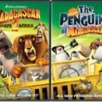 Giveaway – Madagascar: Escape 2 Africa DVD 2-Pack