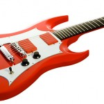 The New Eye Guitar From Gibson USA