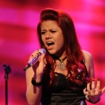 Allison Iraheta is Eliminated From Competition