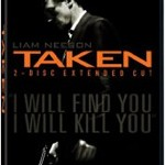 Giveaway – Taken (2-disc extended cut) DVD