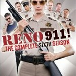 Giveaway – Reno 911! The Complete Sixth Season DVD – Uncensored