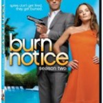 Giveaway – Burn Notice: Season Two DVD