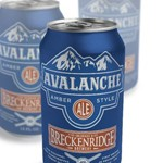 Breckenridge Brewery Introduces Avalanche Ale in Rexam Aluminum Cans