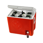 Introducing The All New Jagermeisiter 6 Bottle Shot Cooler!