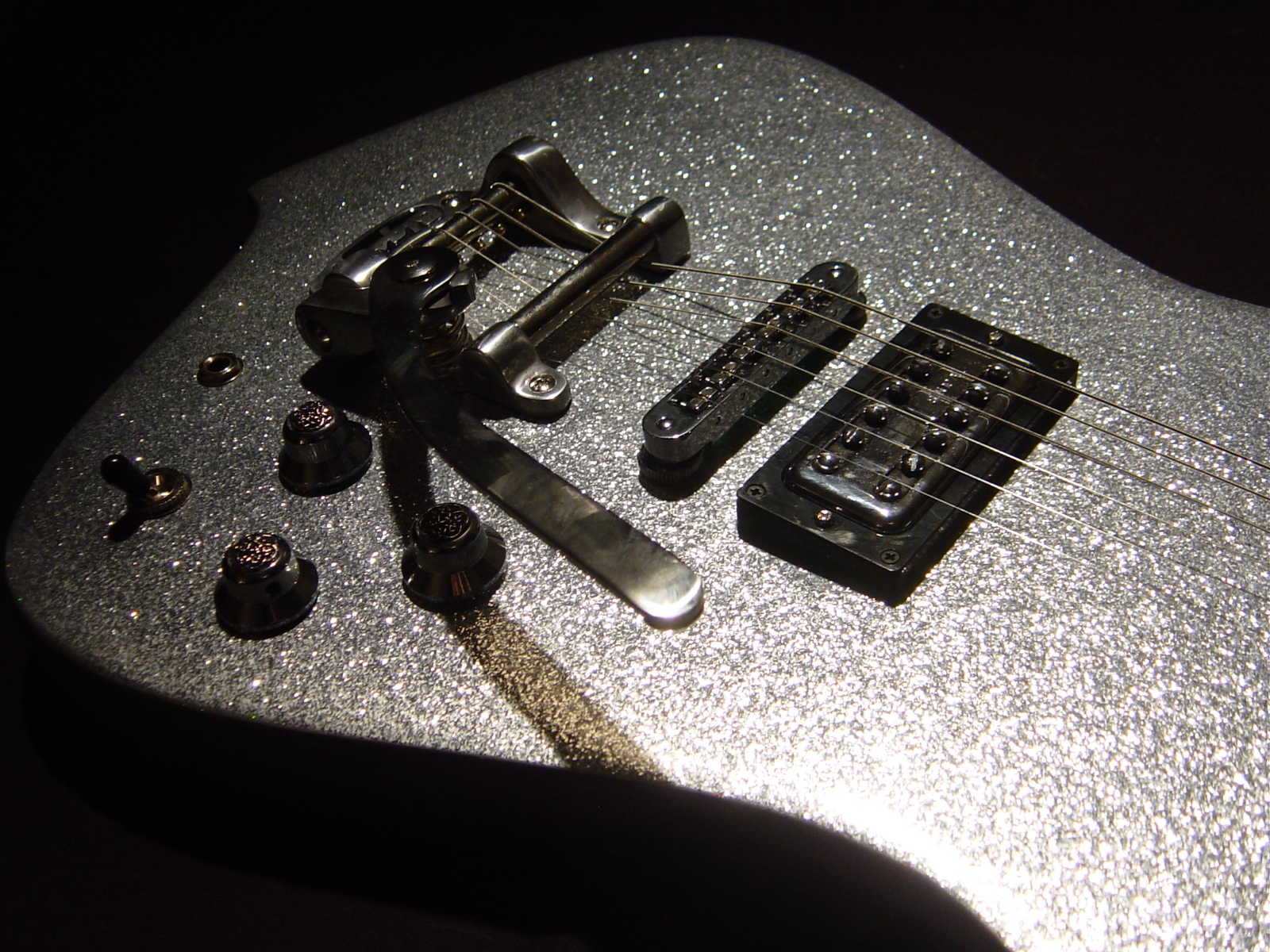 Show me your metal flake guitars! - Page 3