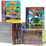Giveaway – VeggieTales 30 DVD Prize Pack