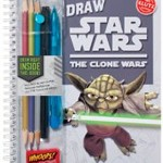 Giveaway – Draw Star Wars: The Clone Wars Book