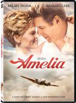 Amelia DVD Cover