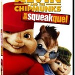 DVD Giveaway – Alvin and the Chipmunks: The Squeakquel