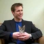 Jake Pavelka Kitten