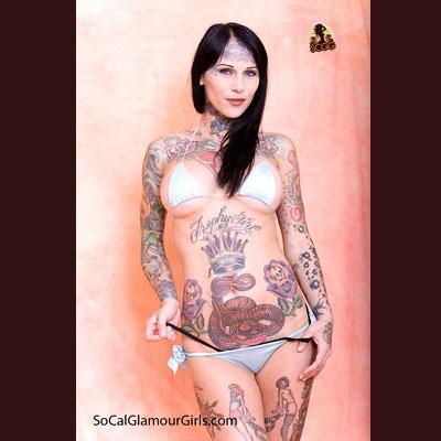 Michelle Bombshell McGee 5
