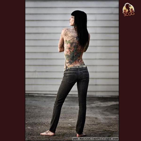 Michelle Bombshell McGee 6