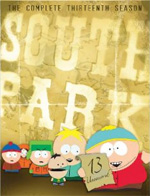 southpark season 13 box art