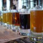 Stock Beer Shot Sampler Flight