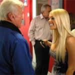 "Astronaut Buzz Aldrin and Pornstar Jesse Jane ""Meet"" on the Howard Stern Show"