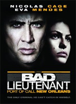 Bad Lieutenant DVD Cover