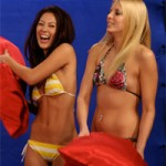2010 Ultimate Fantasy Weekend at Fantasy Springs Resort: Bikini Pillow Fights and Swimsuit Pageant