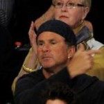 Chad Smith King of the Lakers Douchebag Fans