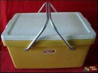 Gary Colemans casket