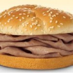 A Free Junior Deluxe Sandwich From Arby's