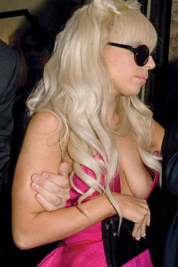 Good idea lady gaga slip