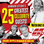 Howard Stern's 25 Greatest Celebrity Guests Special To Premier on October 2