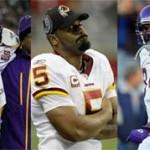 NFL Week 8 Recap: Donovan McNabb Benched, Randy Moss Cut, Brett Favre Scandal Continues