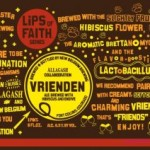 New Belgium and Allagash Brewing Create Vrienden, the BFF Beer for Life!