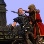 The Sims Medieval for PC and iPad Launches Debut Trailer