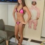 aspen rae bikini 2