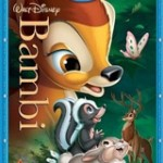 Bluray Giveaway – Bambi: Disney Diamond Edition Blu-ray/DVD Combo