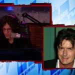 Entire Charlie Sheen Interview with Howard Stern Airing on Howard TV Now