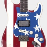 Fender Introduces Wayne Kramer Stratocaster Guitar (Hi-res Pictures)
