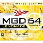 MGD 64 Lemonade Launches Nationwide May 1