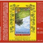 New Belgium Brewing Offers A New Playful Summer Seasonal: Somersault