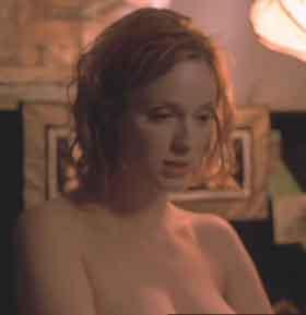 Christina Hendricks Nude Bikini 1 ... of Tinky Winky in a gay bar dancing with an unidentified male, ...