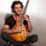 Dweezil Zappa Limited Run Private Stock Semi-Hollow Electric PRS